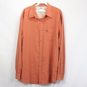 The North Face Long Sleeve Button Front Shirt